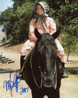 Melissa Gilbert Signed 8x10 Photo
