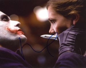 Maggie Gyllenhaal Signed 8x10 Photo