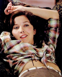 Maggie Gyllenhaal Signed 8x10 Photo - Video Proof