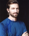 Michiel Huisman Signed 8x10 Photo