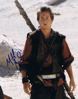 Michael Angarano Signed 8x10 Photo - Video Proof