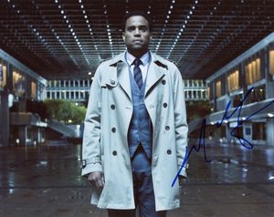 Michael Ealy Signed 8x10 Photo - Video Proof