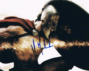 Michael Fassbender Signed 8x10 Photo - Video Proof