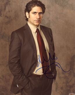 Michael Imperioli Signed 8x10 Photo
