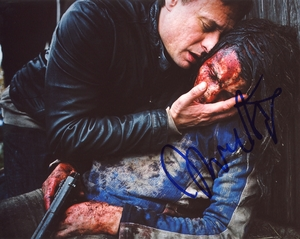 Michael Nyqvist Signed 8x10 Photo - Video Proof
