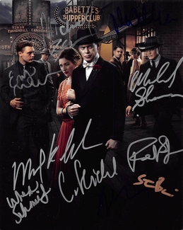 Boardwalk Empire Signed 8x10 Photo