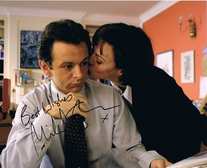 Michael Sheen Signed 8x10 Photo