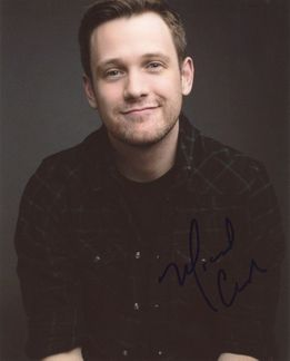 Michael Arden Signed 8x10 Photo