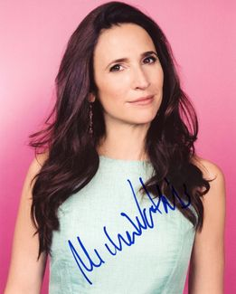 Michaela Watkins Signed 8x10 Photo