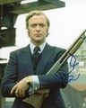 Michael Caine Signed 8x10 Photo