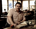 Michael Chernus Signed 8x10 Photo - Video Proof