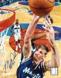 Michael Doleac Signed 8x10 Photo