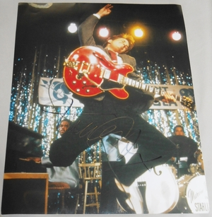 Michael J. Fox Signed 11x14 Photo