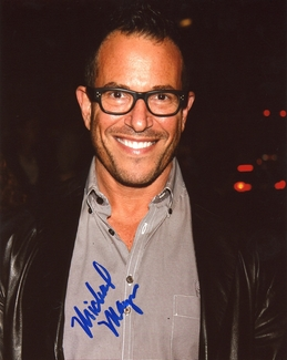 Michael Mayer Signed 8x10 Photo - Video Proof