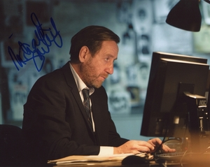 Michael Smiley Signed 8x10 Photo