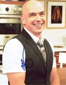 Michael Symon Signed 8x10 Photo
