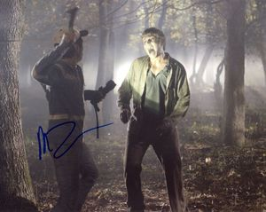 Michael Zegen Signed 8x10 Photo