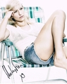 Mickey Sumner Signed 8x10 Photo - Video Proof