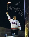 Mike Eruzione Signed 8x10 Photo
