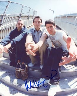 Mike D Signed 8x10 Photo