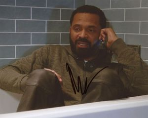 Mike Epps Signed 8x10 Photo - Video Proof