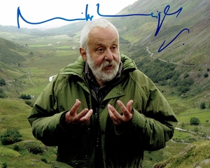 Mike Leigh Signed 8x10 Photo