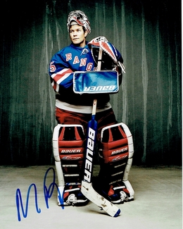 Mike Richter Signed 8x10 Photo - Video Proof