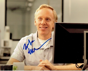 Mike White Signed 8x10 Photo - Video Proof