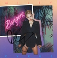 Miley Cyrus Signed CD Booklet