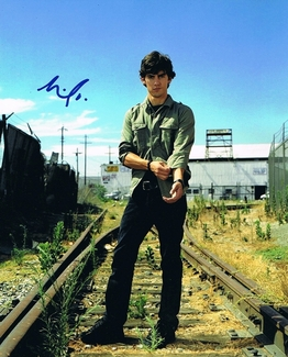 Milo Ventimiglia Signed 8x10 Photo - Video Proof