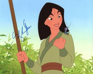 Ming-Na Wen Signed 8x10 Photo - Video Proof