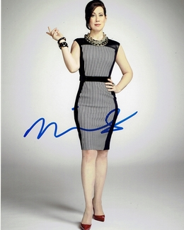 Miriam Shor Signed 8x10 Photo