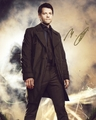 Misha Collins Signed 8x10 Photo