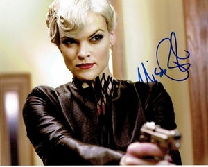 Missi Pyle Signed 8x10 Photo - Video Proof