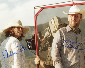 Valerie Faris & Jonathan Dayton Signed 8x10 Photo