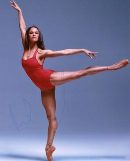 Misty Copeland Signed 8x10 Photo