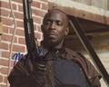 Michael K. Williams Signed 8x10 Photo