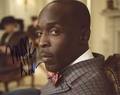 Michael K. Williams Signed 8x10 Photo - Video Proof