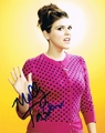 Molly Tarlov Signed 8x10 Photo