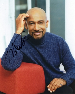 Montel Williams Signed 8x10 Photo