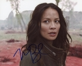 Moon Bloodgood Signed 8x10 Photo - Video Proof