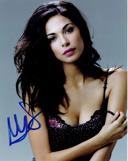 Moran Atias Signed 8x10 Photo - Video Proof