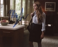 Morgan Saylor Signed 8x10 Photo