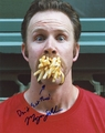 Morgan Spurlock Signed 8x10 Photo
