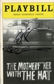 The Motherf**ker with the Hat Signed Playbill