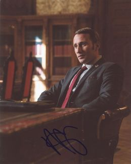 Matthias Schoenaerts Signed 8x10 Photo - Video Proof