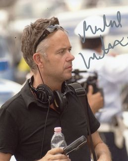Michael Winterbottom Signed 8x10 Photo