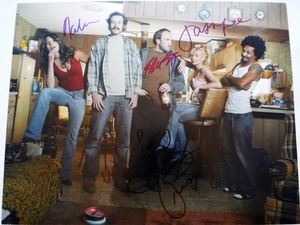 My Name Is Earl Signed 11x14 Photo