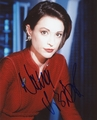 Nana Visitor Signed 8x10 Photo