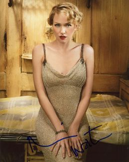 Naomi Watts Signed 8x10 Photo - Video Proof